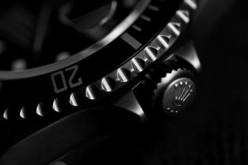 Rolex Sub schwarz 6