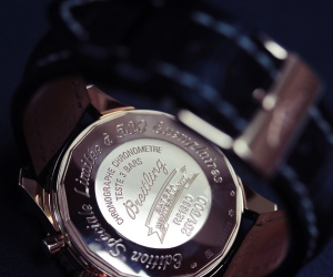 Breitling Navitimer Rosegold 5