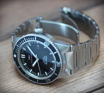 IWC Aquatimer GST4