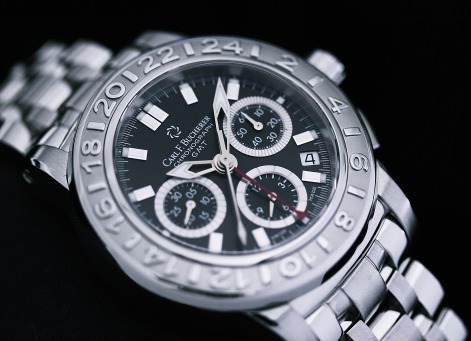 Bucherer GMT 5