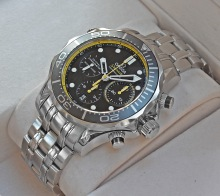 Omega Seamaster 300 gelb6