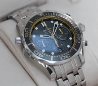 Omega Seamaster 300 gelb7