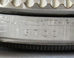 Rolex 16710 9