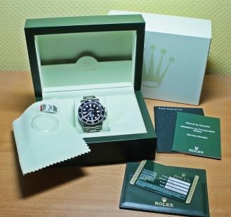 Rolex Sub 114060 Box