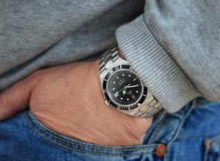 Omega Seamaster 200 Chronometer – die exklusivste RolexSub