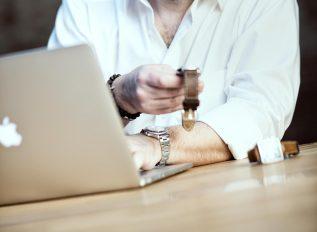 Über das Bloggen
