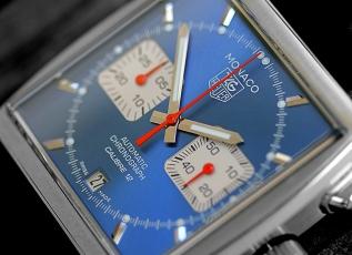 Die Monaco – Eine Uhr mit Ecken undKanten