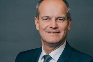 """Matthias Stotz: """"Junghans steht für klare Gestaltung und Qualität."""""""