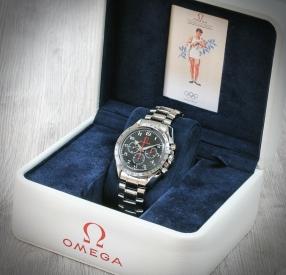 Omega Sppedmaster BA Olympic 6JPG